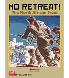 Produkt No Retreat!: The North African Front