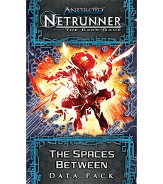 Produkt Netrunner: The Spaces Between Data Pack