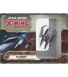 Produkt Star Wars X-Wing: IG-2000