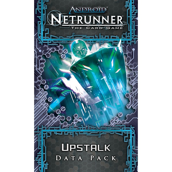 Netrunner: Upstalk Data Pack
