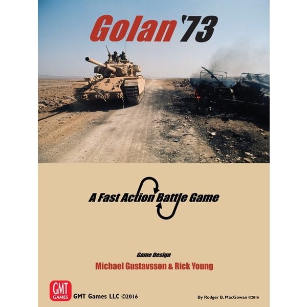 Golan `73: A Fast Action Battle Game