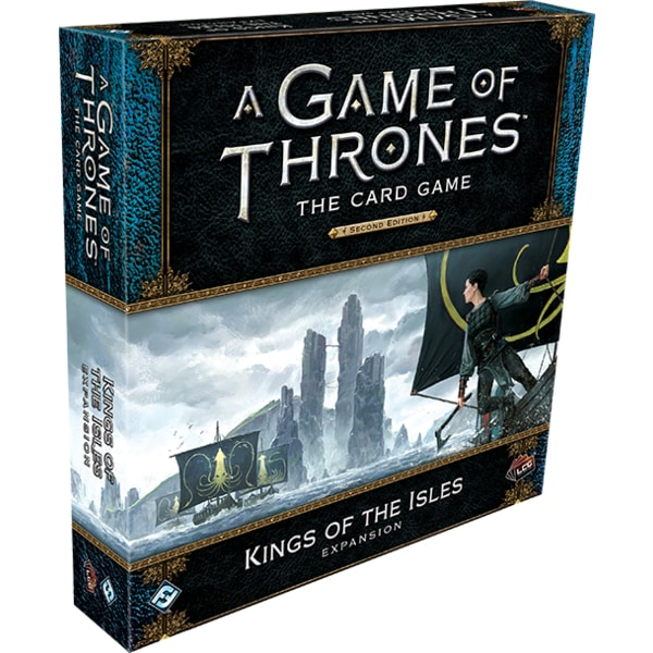 A Game of Thrones: The Card Game - Kings of The Isles