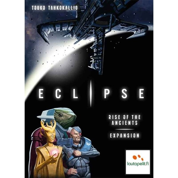 Eclipse: Rise of the Ancients expansion