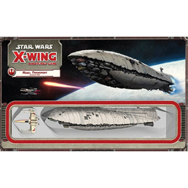 Star Wars X-Wing: Rebel Transport