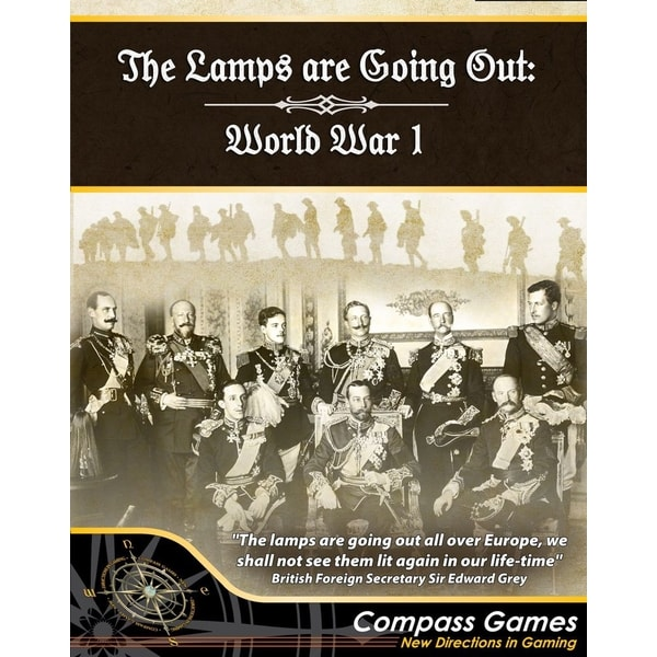 The Lamps Are Going Out: World War 1