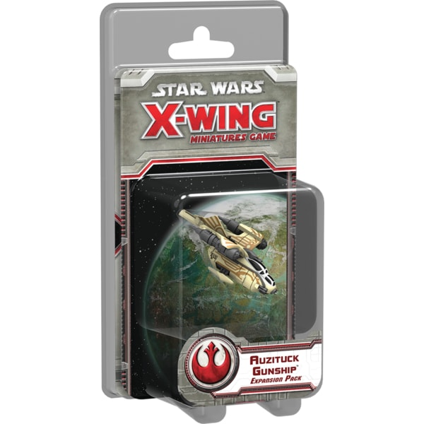 Star Wars X-Wing: Auzituck Gunship