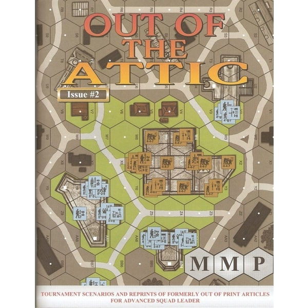 ASL: Out of the Attic Issue # 2