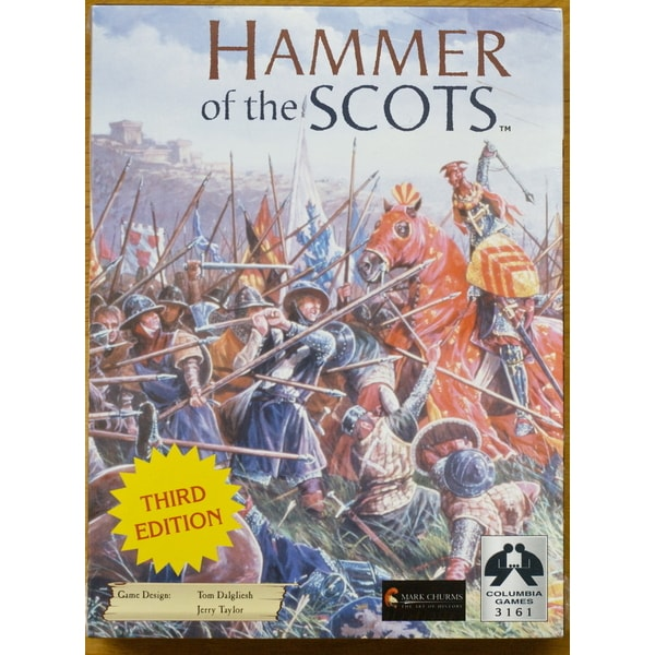 Hammer of the Scots: 3rd Edition