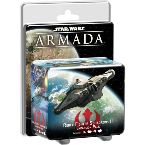 Star Wars: Armada - Rebel Fighter Squadrons II