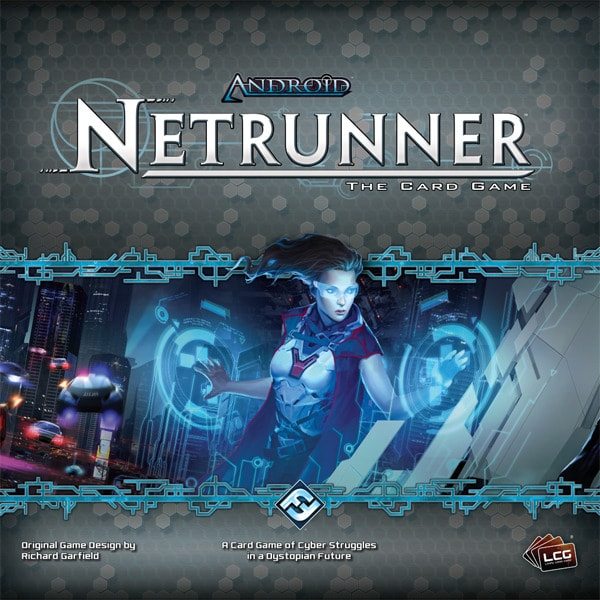 Android: Netrunner - The Card Game