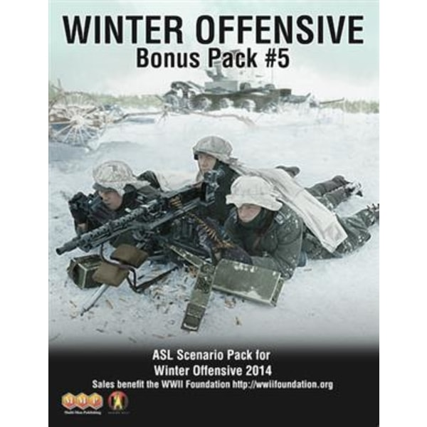 Winter Offensive (Bonus Pack č. 5)