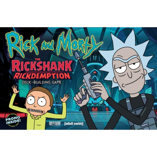 Rick and Morty: The Rickshank Redemtion