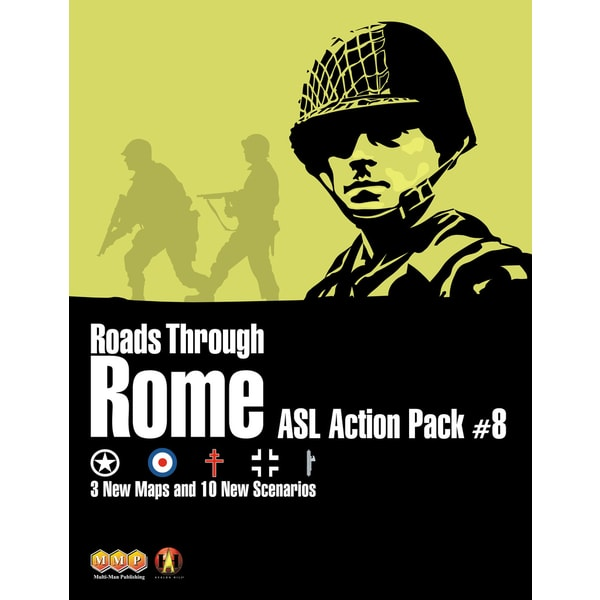 Roads Through Rome: ASL Action Pack 8