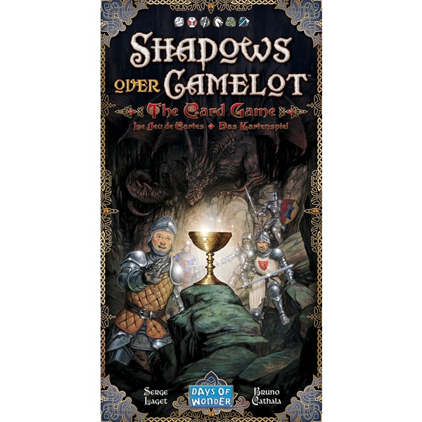 Shadows over Camelot - Karetní hra