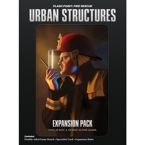 Flash Point: Fire Rescue - Urban Structures: Expansion Pack
