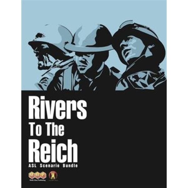 Rivers to the Reich: ASL Scenario Bundle