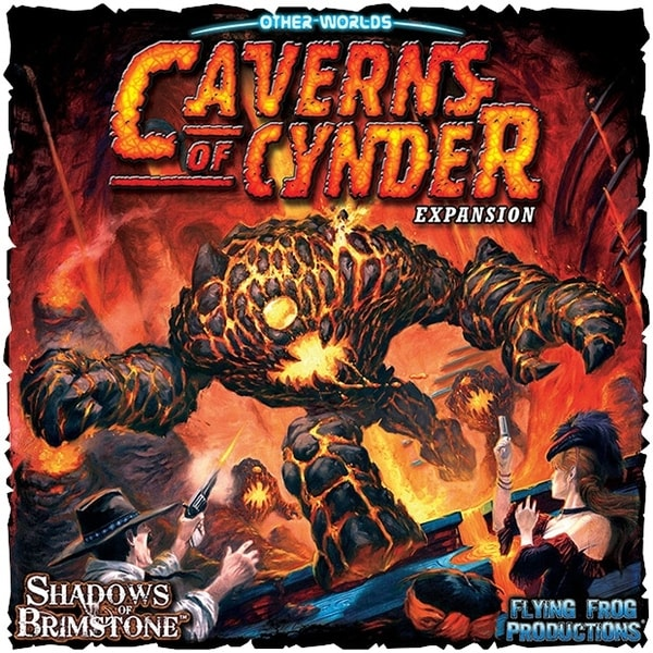 Shadows of Brimstone - Cavern of Cynder