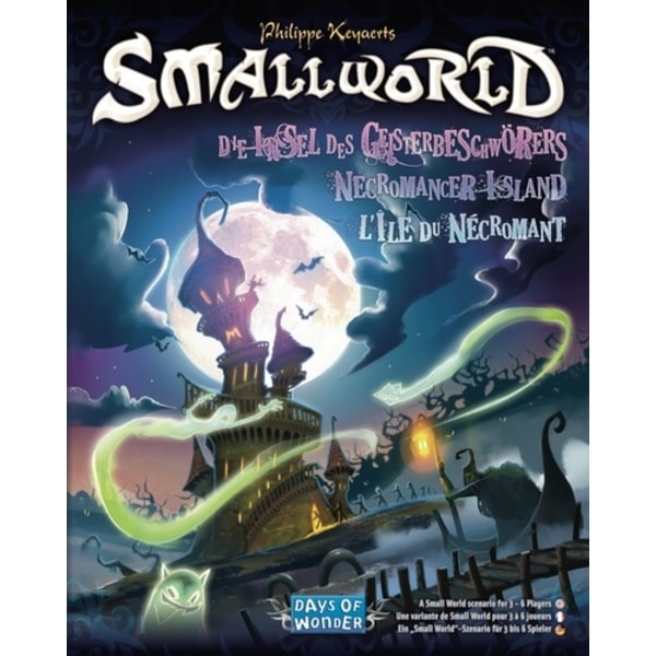Small World - Necromancer Island