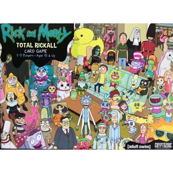 Rick & Morty: Total Rickall