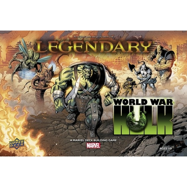 Legendary: World War - Hulk