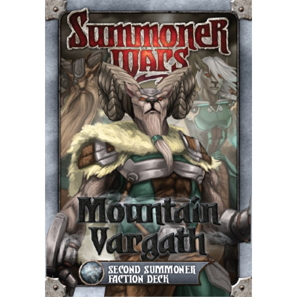 Summoner Wars: Mountain Vargath