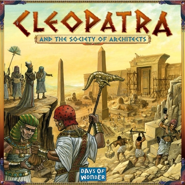 Cleopatra and the Architects