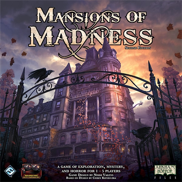 Mansions of Madness  Second Edition 17dd43f09f