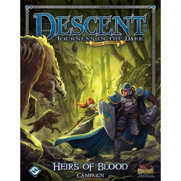 Descent: Heirs of Blood - Campaign