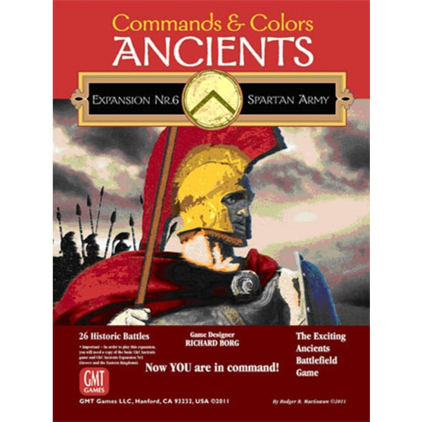 C&C Ancients: Spartan Army