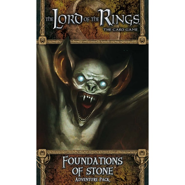 The LOTR: LCG - Foundations of Stone