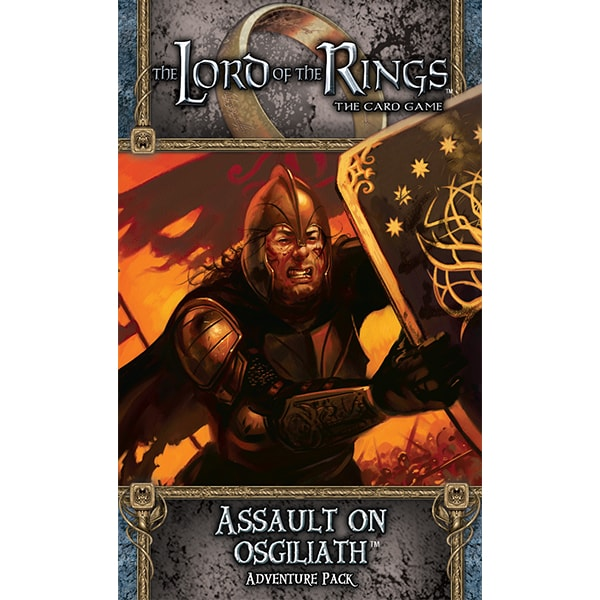 The LOTR: LCG - Assault on Osgiliath