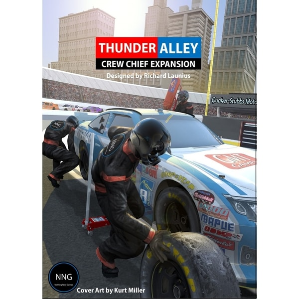 Thunder Alley: Crew Chief Expansion