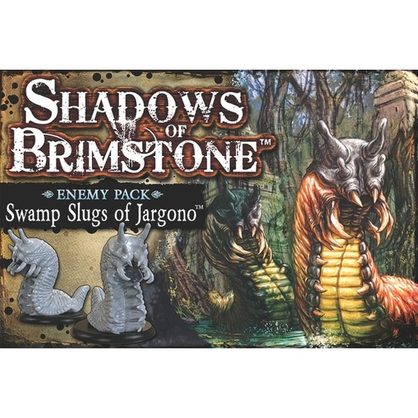 Shadows of Brimstone - Swamp Slugs of Jargono