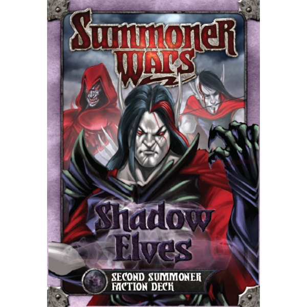 Summoner Wars: Shadow Elves