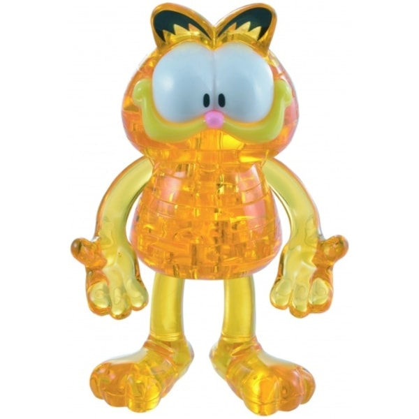 Hlavolam Crystal Puzzle - Garfield