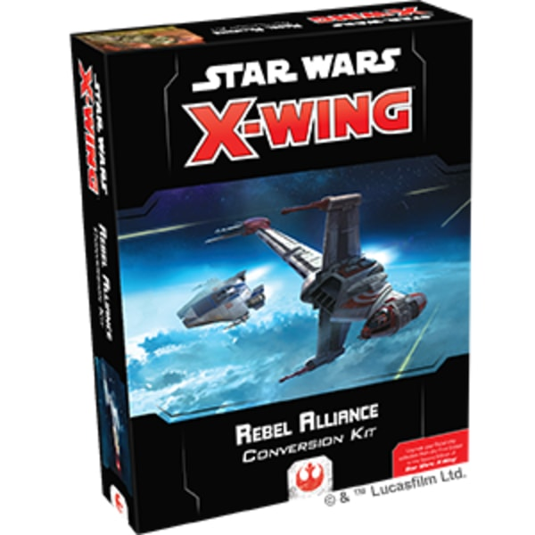 Star Wars: X-Wing - Rebel Alliance Conversion Kit