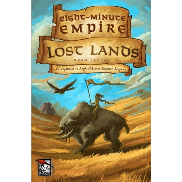 Eight-Minute Empire Legends - Lost Lands