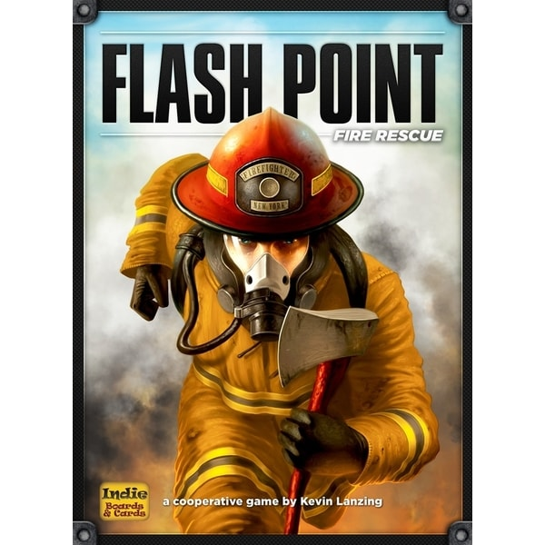 Flash Point: Fire Rescue (Záchranáři)